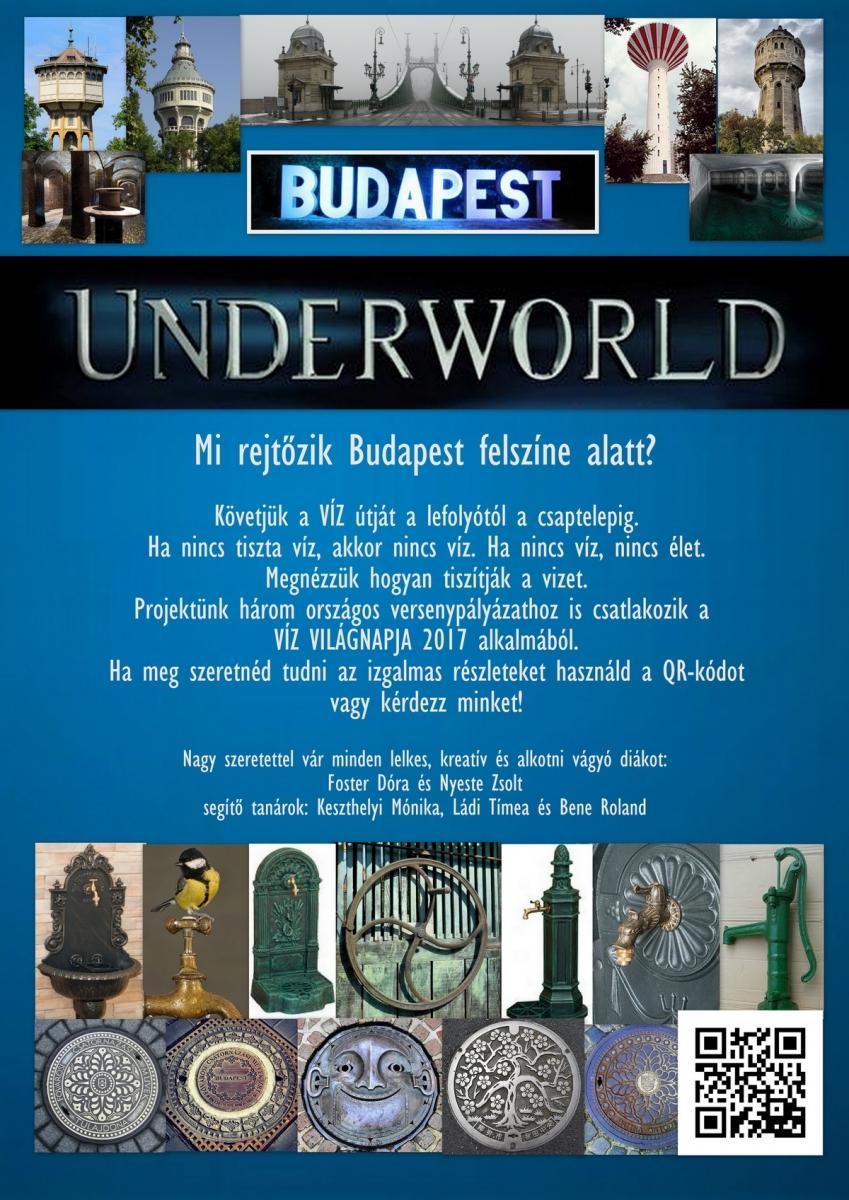 budapest projekt underworld